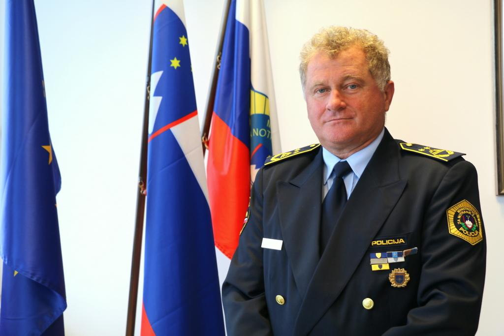 Andrej Jurič, v. d. generalnega direktorja policije